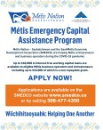 Metis Emergency Capital Assistance Program