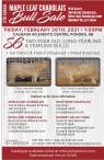 17TH ANNUAL MAPLE LEAF CHAROLAIS Bull Sale