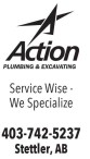Action Plumbing & Excavating Specialize