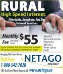 Rural High Speed Internet