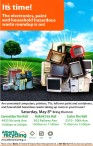 The electronics, paint and household hazardous waste roundup is on!