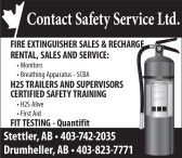 FIRE EXTINGUISHER SALES & RECHARGE RENTAL